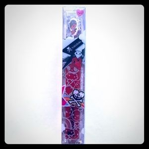 Tokidoki Lip Gloss RED Devil Girl NEW